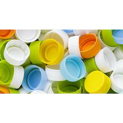 Colorful Plastic Bottle Cap