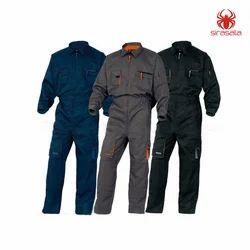 Protective Coverall Uniform