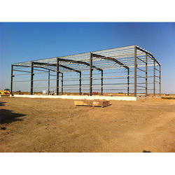 Multi Span Pre Engineered Building