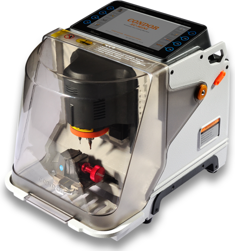 Automatic Key Cutting Machine - Condor XC-Mini