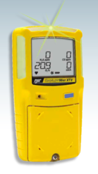 Multi Gas Portable Detector with Pump