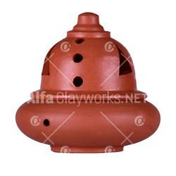 Terracotta Dhoop Stand / Burner