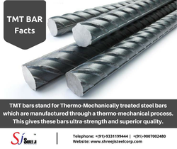 Construction TMT Bar