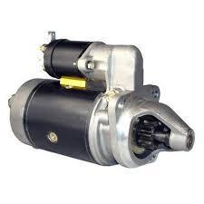 Sectionized Starter Motor Model