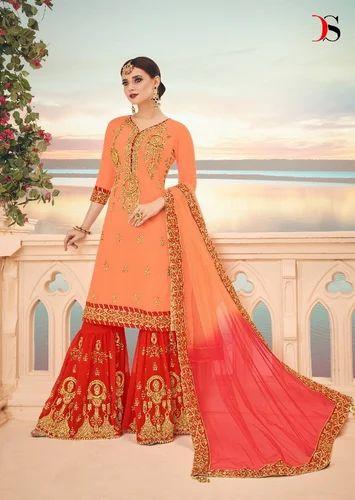 614887a958 Designer Suit - Deepsy Dulhan Vol 6 Wholesale Bridal Collection Salwar Suit  Wholesaler from Surat
