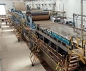 Paper Waste Recycling Plant