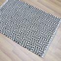 Geometrical Design Bedroom Rugs Cheap Carpet Rectangle Rug