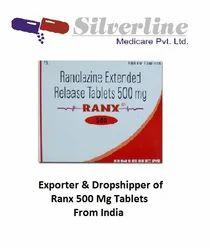 Ranx 500 Mg Tablets