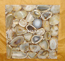Natural Stone Agate Tile