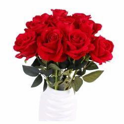 Artificial flowers hyperboles artificial red rose flower wholesale hyperboles artificial red rose flower mightylinksfo