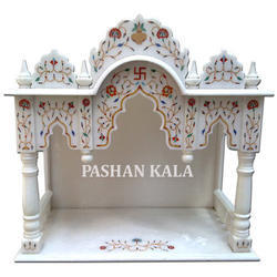 Handicraft Stone And Marble Home Temples