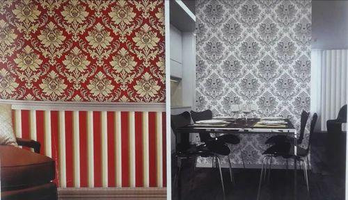 Gauranga Interiors Wholesaler Of 3d Wallpaper Room Wallpaper