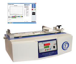 Co-efficient of Friction Tester - Digital Cum Computerized (Wintest)