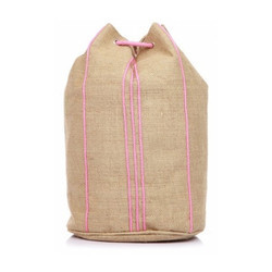 Jute Berry Potli Bag
