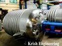 Stainless Steel High Pressure Tank
