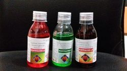 Ambroxal,Guaifenesin ,Terbutaline Sulphate , Levosalbutamol