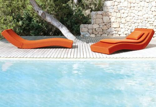 Swimming Pool Furniture   Unique Loungers Wholesale Trader From New Delhi