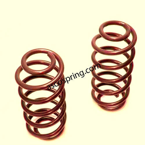 Pigtail Spring - Metal Coil Springs Manufacturer from Howrah