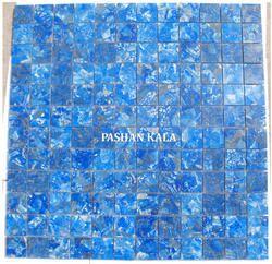 Mosaic Lapis Lazuli Tiles