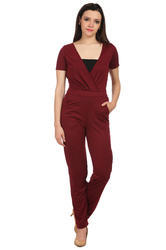 Western Ladies Cotton Jumpsuit