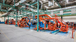 Plant Machinery Shifting