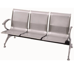 Steel Reception Seating Chair