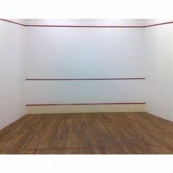 Squash Court Renovation