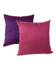 Polydupion Solid Yarn Dyed Cushion Cover