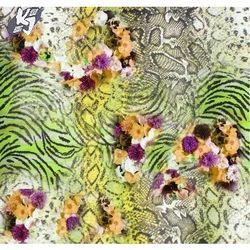 Digital Printed Scarves Fabric