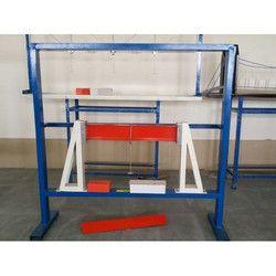 Shear Center Apparatus