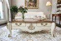 Antique French Storage Coffee Table