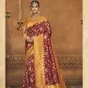 Fancy Traditional Banarasi Silk Saree