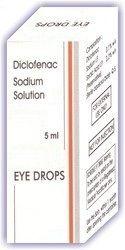 Diclofenac Sodium Eye Drops