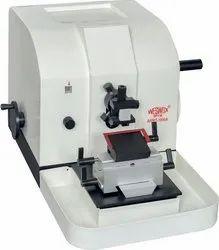Mild Steel Manual Rotary Microtome