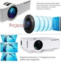 Egate I9 LED Andriod Wifi Home Theater Projector