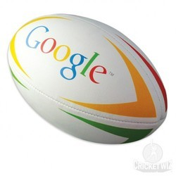 Promotional Aussie Rule Rugby Balls
