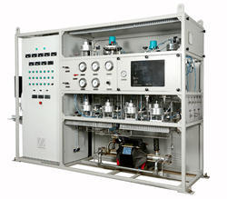 High Pressure Gas Boosters Systems