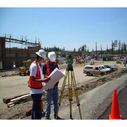 Topographical Survey of Land