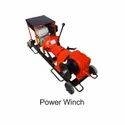 Engine Operated Power Winch