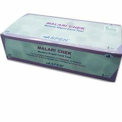 Malari Rapid Card Test