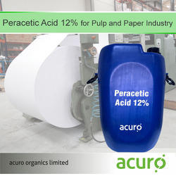 Peracetic Acid 12% for Pulp and Paper Industry
