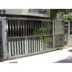 Stainless Steel Swing Gates