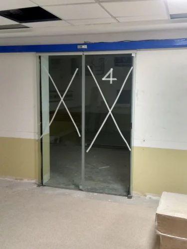Dorma Automatic Sliding Glass Door System Dorma Automatic Glass