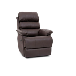 Brown Single Seater Recliner