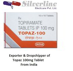 Topaz 100mg Tablet