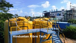 Fruit Pulp Storage Tanks (FRP)