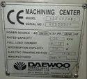 VMC Daewoo ACE VC-500