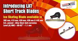 Short Track Blades