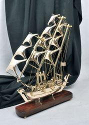 Brass Titanic Boat