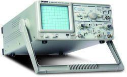 DC Dual Trace Oscilloscope - 30 MHZ
